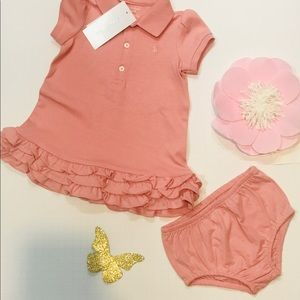 NWT Ralph Lauren baby Dress